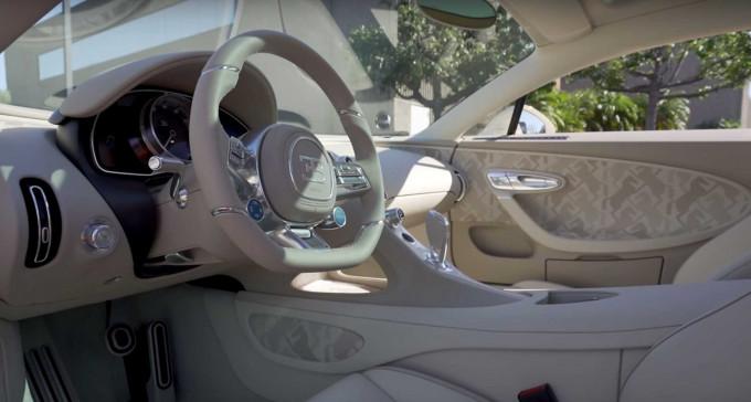 Bugatti Chiron Hermes, jedyny egzemplarz