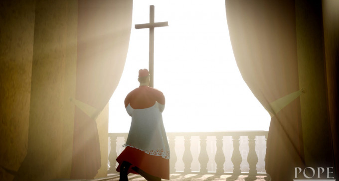 Właściwie to czemu nie zostaniesz głową Kościoła? Zagraj w Symulator Papieża