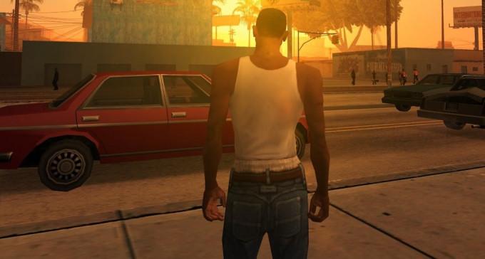 Najlepsza gra wszechczasów na PS2 to Grand Theft Auto: San Andreas