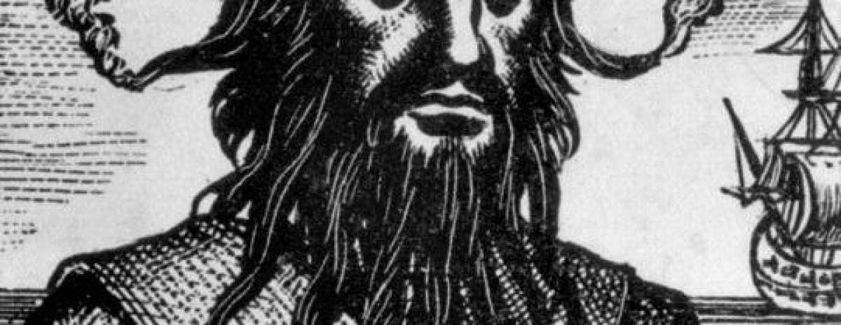 Nowe fakty o Czarnobrodym – legendarnym piracie, który siał postrach na Karaibach