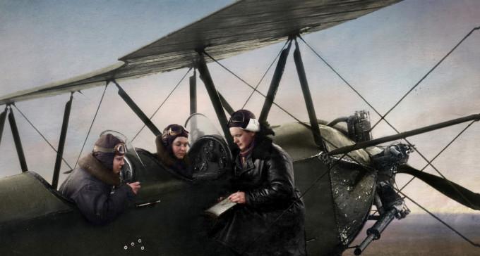 Nocne Wiedźmy – eskadra pilotek, które podczas II wojny światowej terroryzowały Niemców