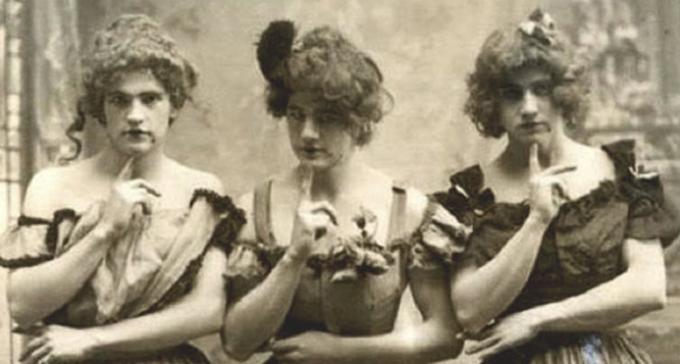 Wiktoriańska beka: foty, które udowadniają, że nie wszyscy byli śmiertelnie poważni