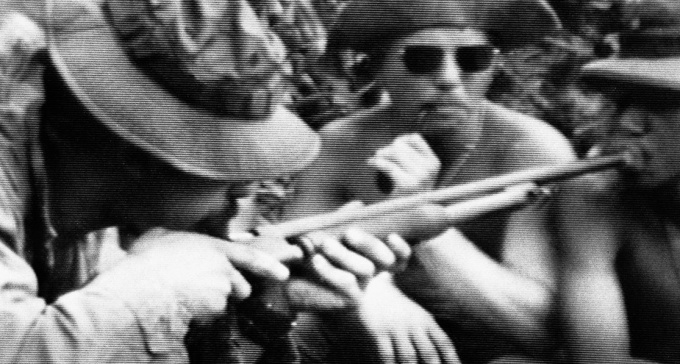Hera, koka, hasz, LSD, czyli czym faszerowali się amerykańscy żołnierze w Wietnamie