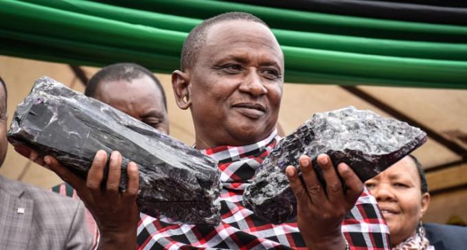 Tanzański górnik został z dnia na dzień milionerem, dzięki tanzanitom za ponad 3 mln dolarów