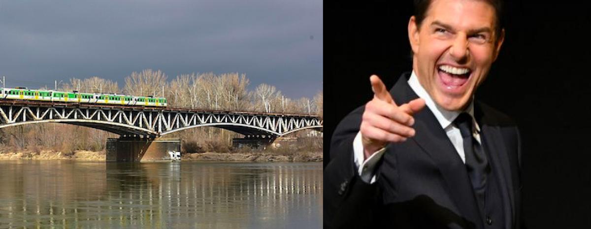 Warszawa pozbędzie się Mostu średnicowego, o którym i tak nikt nie słyszał
