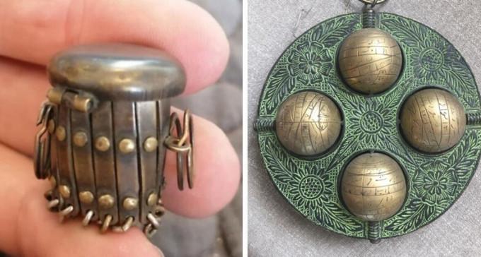 Zmartwychwstanka i astrolabium oraz 6 innych zagadkowych rzeczy