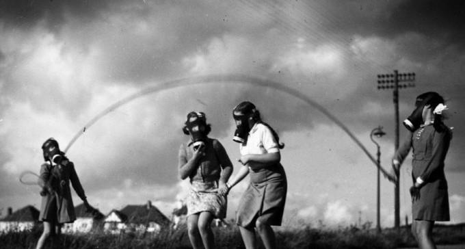 10 najstraszniejszych historii o duchach z czasów II wojny światowej