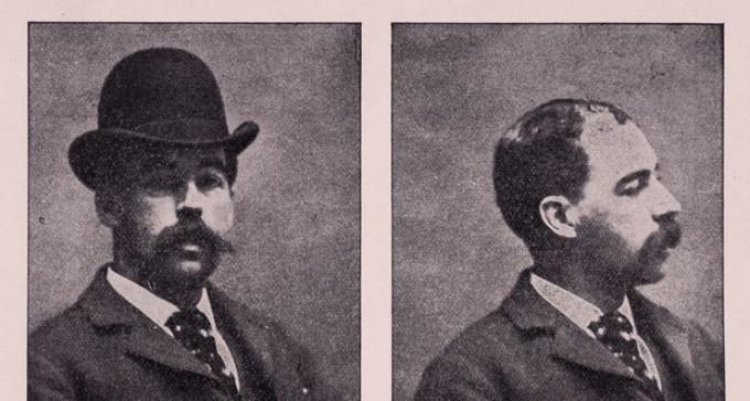 Rzeźnia zamiast pralni: seryjny morderca Holmes wybudował hotel do zabijania.