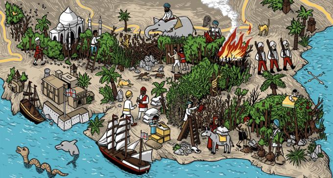 Po co Brytyjczycy zbudowali 1800 kilometrowy żywopłot przez środek Indii?