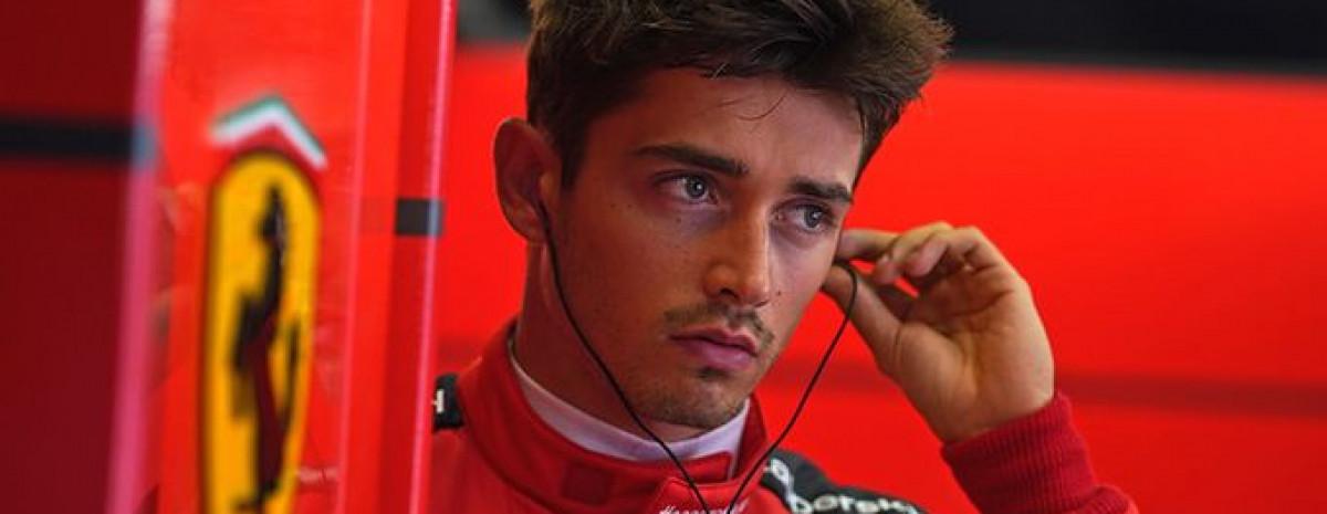 Charles Leclerc z Ferrari: Mam dość nazywania mnie rasistą za to, że nie klęczę