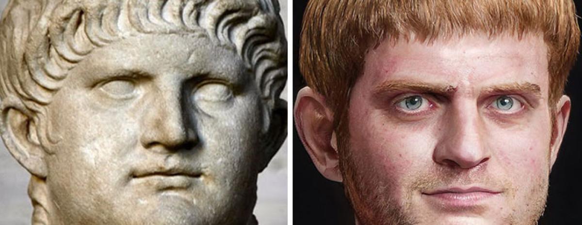 Jak mogły wyglądać twarze rzymskich władców? Przekonajcie się