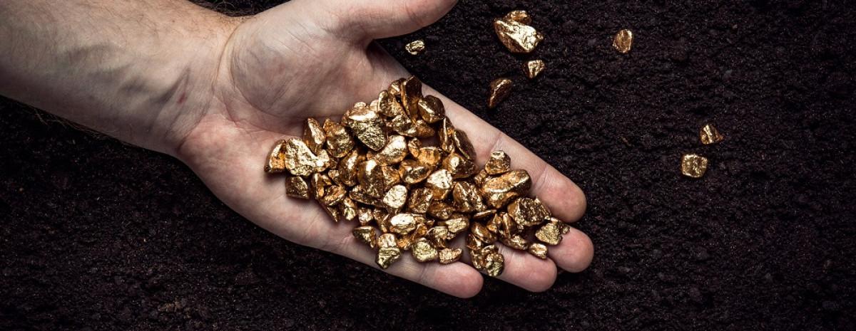 Gorączka złota wraca do Polski po 120 latach. Odkryto złoża pod Michałowicami