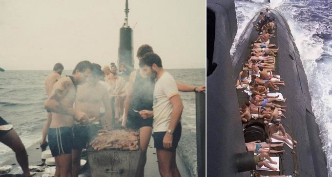 Co na pewno nie dzieje się na atomowej łodzi podwodnej
