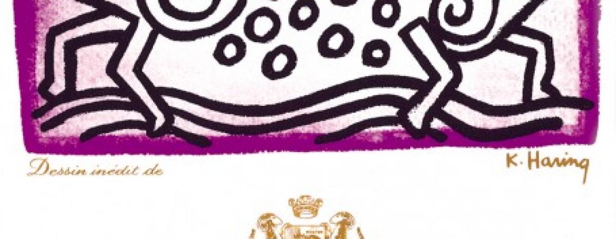 Projektowali etykiety za skrzynkę wina: Freud, Picasso, Chagall, Miro, Warhol