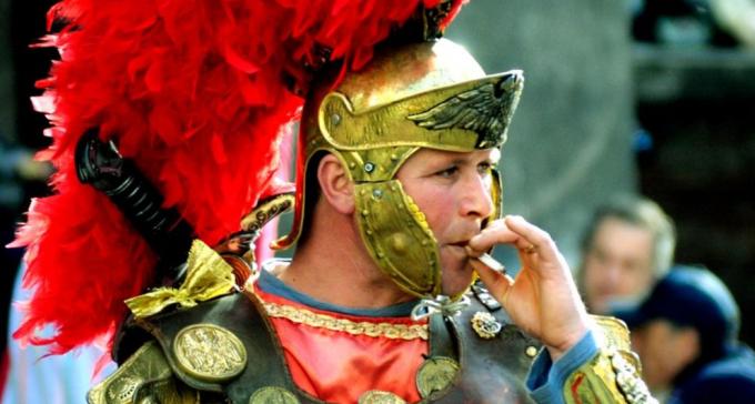 """Dzień z życia rzymskiego legionisty – Gajusza (zbożowego """"Janusza"""")"""