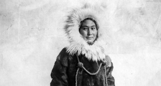 Arktyczne Cast Away: mikra Inupiatka zwana Robinsonem Cruzoe w futrze