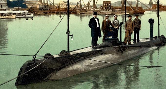 9 przełomowych okrętów podwodnych od XVI do XX wieku