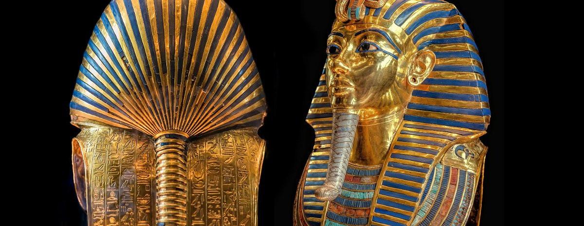 8 tajemnic Tutanchamona pochowanego w trumnie z odzysku razem ze sztyletem z meteorytu