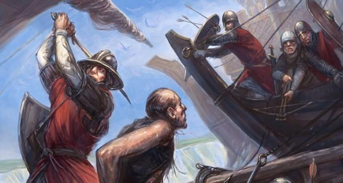 Pirat Eustachy Mnich: jeden z najbardziej nieświętych mężów średniowiecza