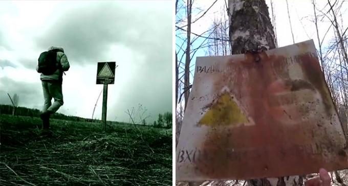 Nie całkiem opuszczona Strefa Wykluczenia w Czarnobylu