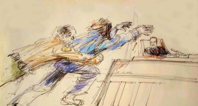 Dlaczego Amerykanie wciąż potrzebują rysowników, którzy szkicują sądowe rozprawy?