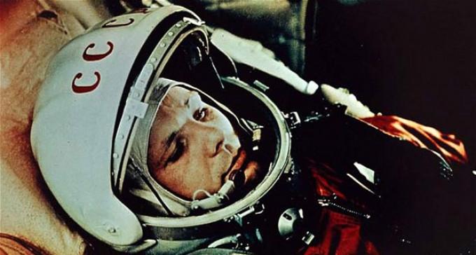 """""""Płonę, żegnajcie, towarzysze"""" i inne 10 faktów z pierwszego lotu w kosmos Gagarina"""