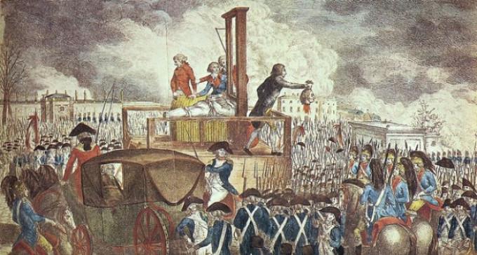 Pomocnik kucharza podsmażony na maśle i inne zaskakujące fakty o rewolucji francuskiej