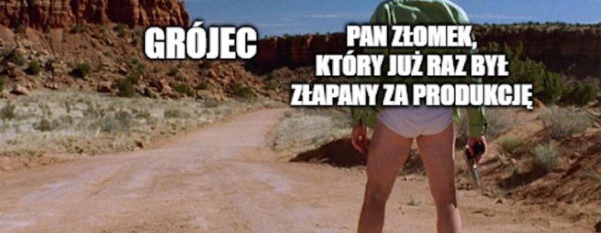 Breaking Bad po polsku: Grójec słynie z jabłek i... zlikwidowanej fabryki amfy