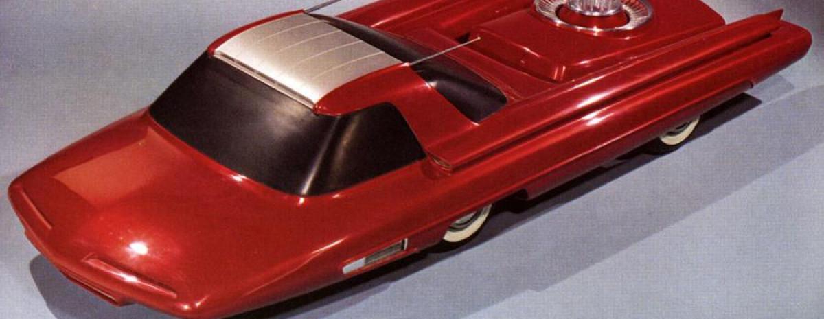 Słyszeliście o Nucleonie, aucie koncepcyjnym Forda o napędzie atomowym z 1958 r?