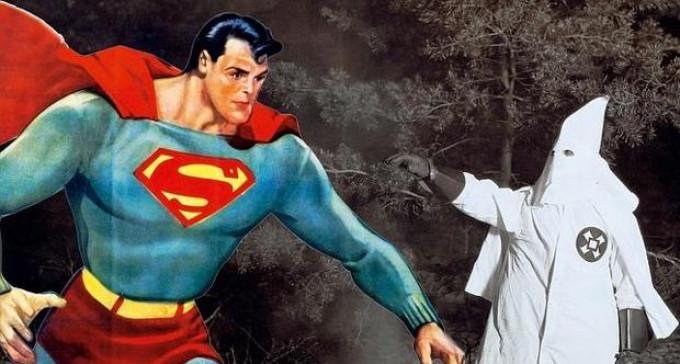 Jak Stetson Kennedy z pomocą radiowego Supermana załatwił cały Ku Klux Klan