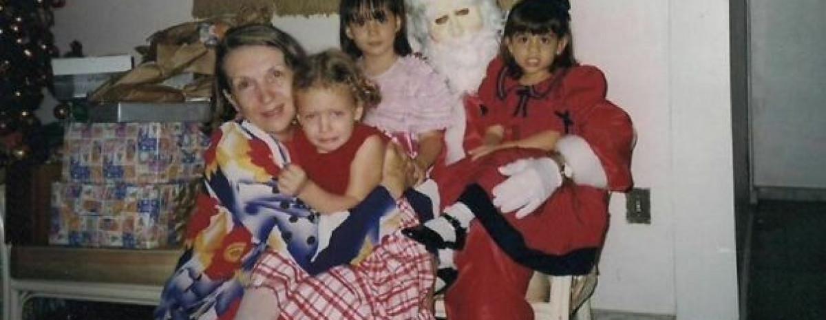 Z rodziną najlepiej na zdjęciach? Niekoniecznie -  najśmieszniejsze świąteczne fotografie xd