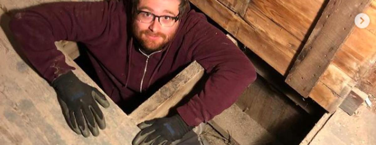 W stanie Nowy Jork znaleźli pod podłogą i w ścianach domu 66 butelek whiskey z prohibicji