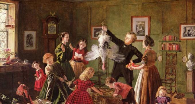 Boże Narodzenie w epoce wiktoriańskiej i różne tajemnice Choinki