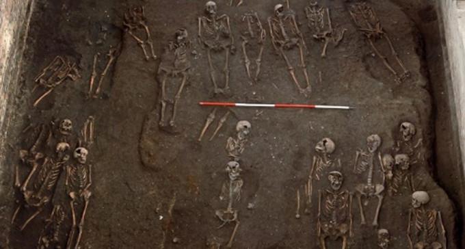 Odkryto szkielety 35 perwersyjnych zakonnic z Oxfordu