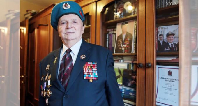 Władimir Kuts 43 lata milczał o tym, że służył w Armii Czerwonej i Armii Amerykańskiej podczas II wojny światowej