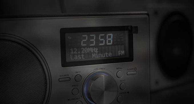 Last Minute FM - CREEPYPASTA