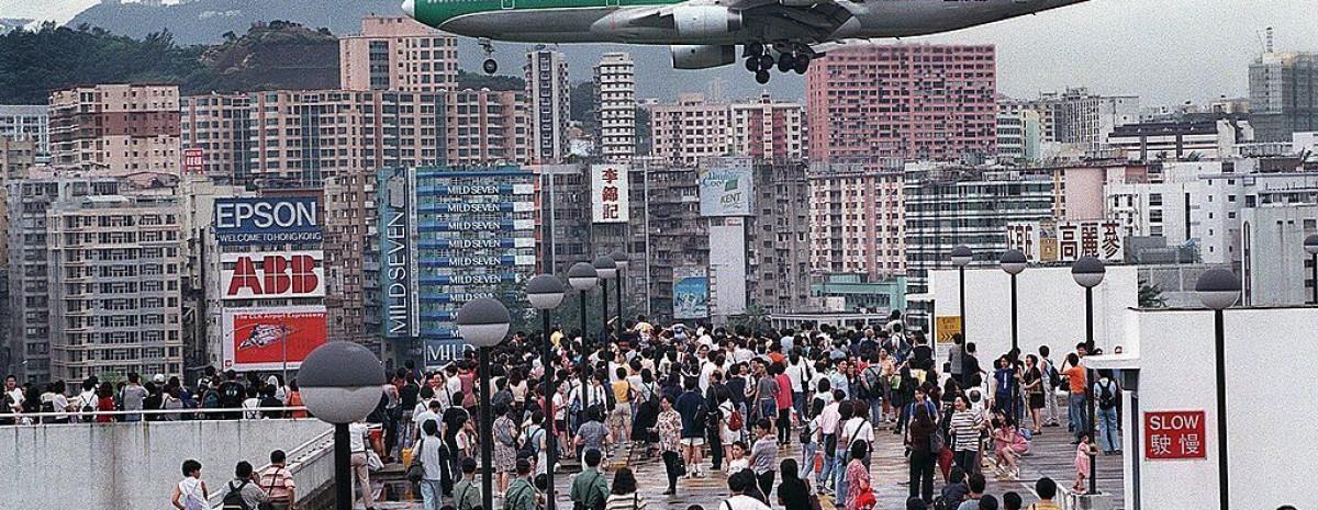 Kai Tak - historia najniebezpieczniejszego lotniska na świecie