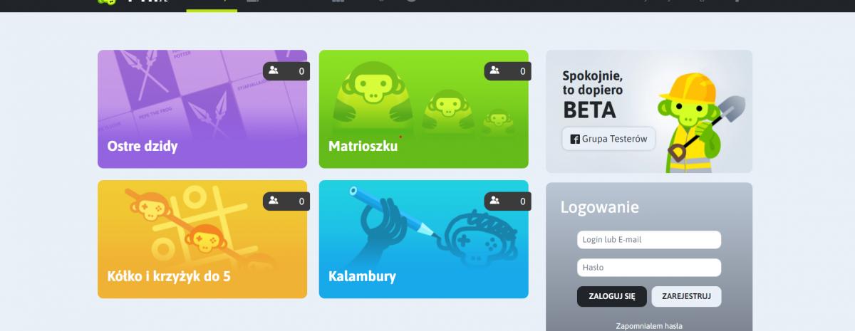 Zapykaj online w niezłe gry na pyk.pl